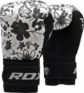 RDX Frauen Boxhandschuhe Gel Boxsack Damen Sparring