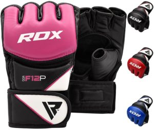 RDX MMA Handschuhe Kamfsport UFC Boxsack Sparring Training Grappling